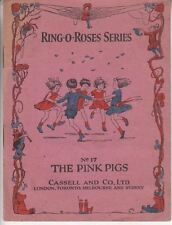 Ring-O-Roses No.17 The Pink Pigs :