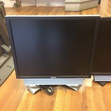 "LOT OF 50 DELL 19"" LCD MONITORS WITH SOUNDBAR, TESTED AND WORKING"