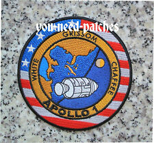 APOLLO 1 MISSION OFFICIAL NASA EDITION WHITE GRISSOM CHAFFEE  Raumfahrt