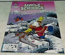 Walt Disney's Uncle Scrooge 278, (NM 9.4) 1993, North of the Yukon!
