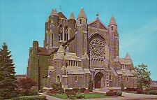 The Cathedral of the Blessed Sacrament, Greensburg, Pennsylvania, PA -- Postcard
