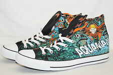 CONVERSE CHUCKS ALL STAR HIGH Gr.45 UK 11 AQUAMAN DC Comic 136080C