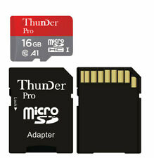 {16GB} Memory Card Mobile Phone Class 10 80MB/sThunder Micro SD [16/32/64/128GB]