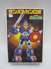 Taiyo Sentai Solar Squadron Sun Vulcan Robo Robot Model Kit Bandai Japan