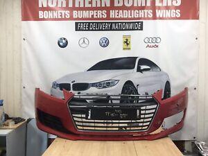 Audi TT Front Bumper 2015 Onwards