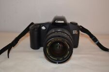 Canon EOS Rebel G 35mm Film Camera 28-90mm Lens Bundle & Case