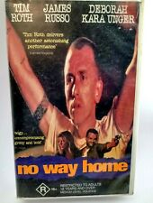 No way home VHS  Tim Roth Approx 100 Mins PAL Rated R 18+ Ex Rental