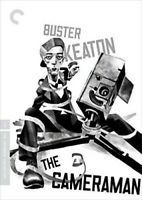 The Cameraman (Criterion Collection) [New DVD] 4K Mastering, Full Fram