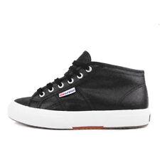 Superga 2754 Lamew Black zapatos zapatillas negro blanco