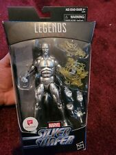 marvel legends silver surfer walgreens exclusive Norrin Radd