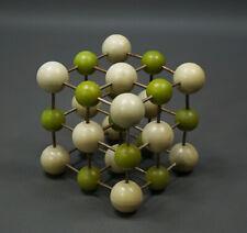 Vintage Molecular Skeletal Atomic Atom 3D Model Molecule Scientific Chemistry