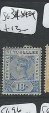 SEYCHELLES   (P0108B) QV 18C SG34  MOG