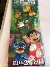 Disney - Lilo & Stitch' Pin Trading Lanyard  Starter Set Pin 108240