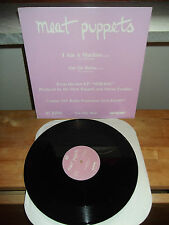 "MEAT PUPPETS "" I Am A Machine / Get On Down"" 12"" SST USA 1987"