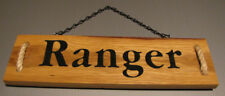 Horse Stall / Pet Signs - Large
