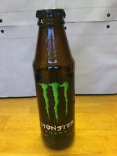 Monster Energy Rare Wide-Mouth Glass - Empty, for collectors
