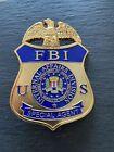 Us Police Badge FBI Special Agent