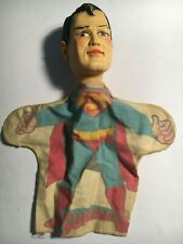 1965 Ideal SUPERMAN Hand PUPPET