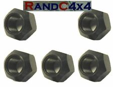 RRD500010 x5 Land Rover Defender 90 110 & Discovery Steel Wheel Nuts