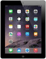 """Apple iPad 2ème génération 32 Go A1395 9,7"""" Tablette WIFI iCloud Clean Noir"""