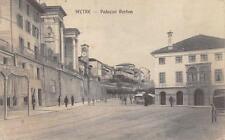 2886) FELTRE (BELLUNO9 PALAZZO BERTON, ANIMATA, VIAGGIATA NEL 1915.