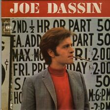 JOE DASSIN EXCUSE ME, LADY FRENCH ORIG EP