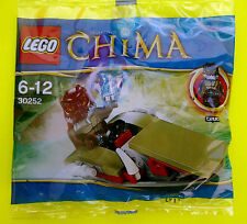Lego Chima 30252 Crugs Swamp Sumpf Boot Jet Polybag Neu Ovp