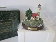 Thomas Kinkade Seaside Memories Lighted Lighthouse Beacon Of Hope