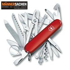 """VICTORINOX Schweizer Messer """"SWISS Champ"""" Mod. 1.6795 91mm 33 Funktionen LAGERND"""