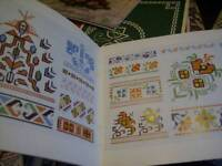 Bibliotheque DMC Point De Marque 3me Serie-French Cross Stitch Booklet-People/AB
