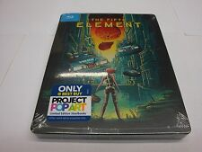The Fifth Element     *Steelbook *Brand  New*    (Blu-ray Disc,)