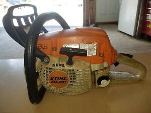 stihl 291 chainsaw