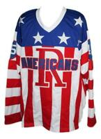 Donald Trump #45 Rochester Americans Retro Hockey Jersey New Any Size
