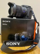 SONY RX10 III 20.1 MP 24-600mm 25x Zoom Bridge Camera DSC-RX10M3 1 yr old boxed
