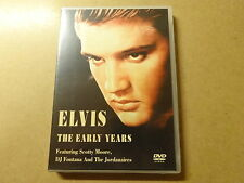 MUSIC DVD / ELVIS: THE EARLY YEARS
