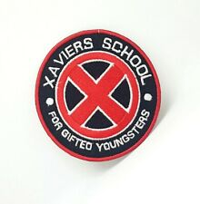 Marvel Avengers and DC Comics Iron or Sew on Embroidered Patches - XAVIERS...