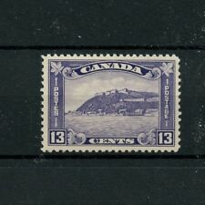 13c Medallion issue Quebec City VF  MNH Cat $130 Canada mint