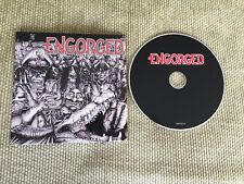 ENGORGED 'Engorged' CD PROMO death metal