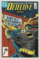 Detective Comics #588 (DC Comics 1988) Corrosive Man - Norm Breyfogle Cover Art