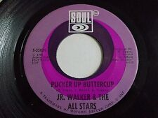 Jr. Walker & The All Stars Pucker Up Buttercup / Anyway You 45 Vinyl Record