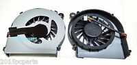 New for HP Pavilion G6-1000 G6-1A G6-1B G6-1C G6-1D Series CPU Cooling Fan 4-pin