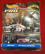 Hot Wheels Pit Crew Pro Racing Ford Taures  Jeff Burton # 99  1998 (L5)