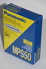 Panasonic VW-MPS50E Papier + Farbkassette für Video Drucker NV-MP20 etc.