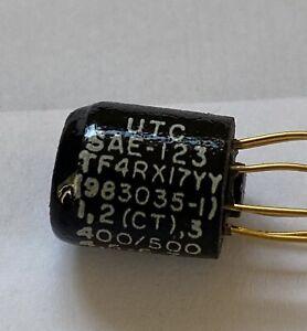 UTC SAE-123 / TF4RX17YY Transformer