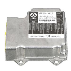 OEM 2015-2018 Volkswagen Air Bag Control Module Tiguan NEW 5N0-959-655-AB-005