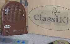 "Unbuilt Classikit 1930's Retro FM Radio KIT 5½ x 4"" x 3"" + Heathkit Eico Surveys"