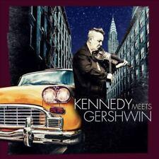 Nigel Kennedy - Kennedy Meets Gershwin - CD Album - Released 11th May 2018