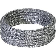 70 Pk Hillman Anchor Wire #3 X 25' Braided Picture Hanging Wire 121110