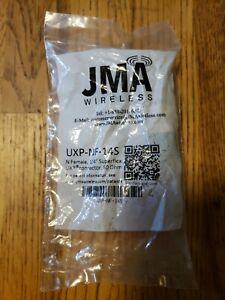 "JMA UXP-NF-14S N-Female Connector for 1/4"" Superflex 50 Ohm Cable"