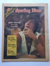 Sporting News Pete Maravich Hawks Jan. 5, 1974 very sharp no mailing label